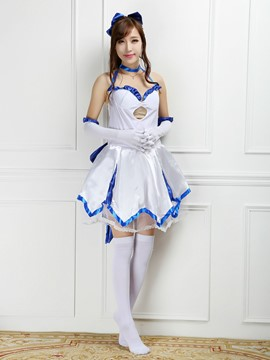 Ericdress Patchwork Cute Costume