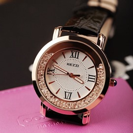 Vogue Leather Retro Style Watch