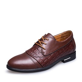 Ericdress Office Lace Up Men's Oxfords
