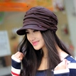 Concise Casual Female Hat
