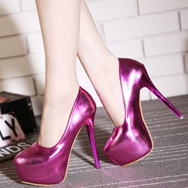 Ericdress Amazing Bright Candy Color Pumps