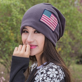 Unique American National Flag Pattern Hat