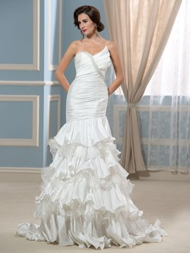 Ericdress Elegant Sweetheart Mermaid Wedding Dress