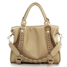 Ericdress Braid All Match Commute Handbag