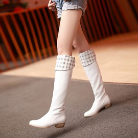 Ericdress OL Knee High Boots(different ways to wear)