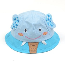 Cute Elegant Decorated Cotton Kids Hat