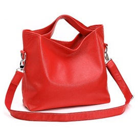 Ericdress Casual Pure Color Tote Bag