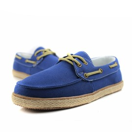 Ericdress Fashion Men's Canvas Shoes