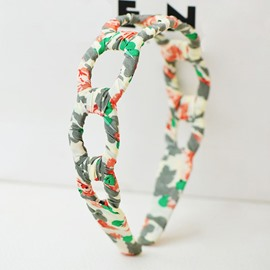 Korean Style Hollow-out Headband