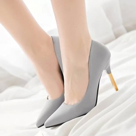 Ericdress Ladylike Pointed-toe High Heel Pumps
