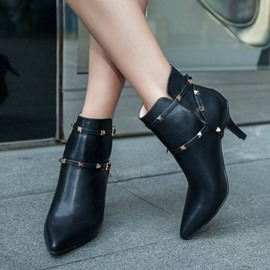 Ericdress Graceful Pointed-toe High-heel Boots