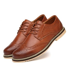 Ericdress Popular Lace up Men's Brogues
