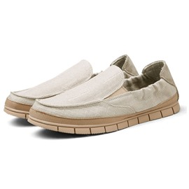 Ericdress Flat Low Heel Slip on Men's Flats