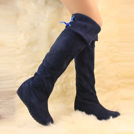 Ericdress Ladylike Knee High Boots
