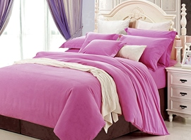 Ericdress Elegant Pink Gothic 4-Piece Bedding Sets