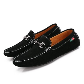 Ericdress Metal Decoration Moccasin-Gommino