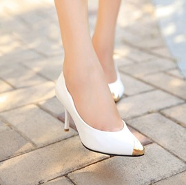Ericdress Comfortable Pointed-toe Pumps