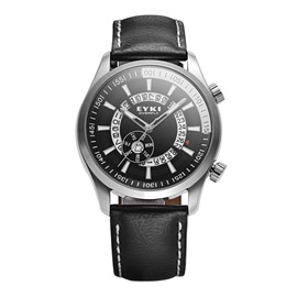 Ericdress Trendy Classic Dial Men's Watch