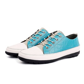 Ericdress Patchwork Men's Canvas Shoes