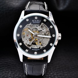 Ericdress Hollow Mechanical Watch For Men