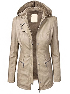 Thick Warm Cotton Coat
