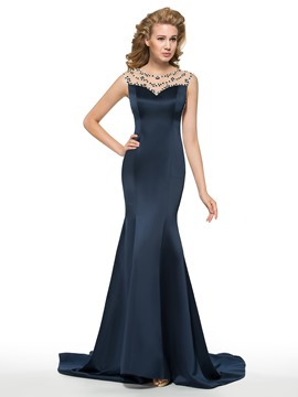 Ericdress elegante Beading Mermaid Mutter der Brautkleid