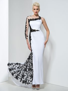 Ericdress Elegant Appliques Court Train Evening Dress