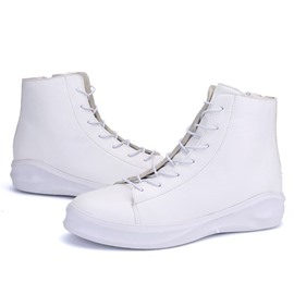 Ericdress Lace Up Men's Ankle Boots
