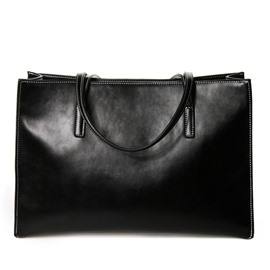 Ericdress Trendy Pure Color Shopping Tote Bag