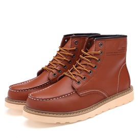 Ericdress British Lace up Men's Martin Boots