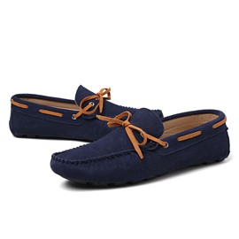 Ericdress Low-Cut Men's Moccasin-Gommino