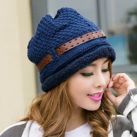 Ericdress Stylish Bowler Wool Hat