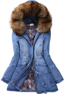 Ericdress Korean Fur Coat
