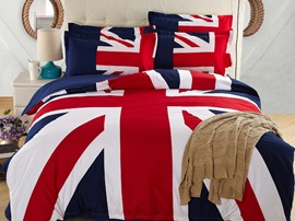 Ericdress England Union Jack 4-Piece Bedding Sets