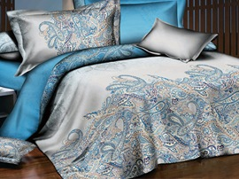 Ericdress Splendid Exotic Pattern 4-Piece Bedding Sets