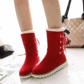 Ericdress Hot Selling Snow Boots