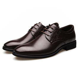 Ericdress Classic Point Toe Men's Oxfords