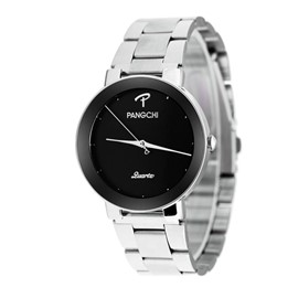 Ericdress Simple Big Scale Quartz Watch