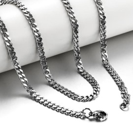 Simple Style Men's Necklace