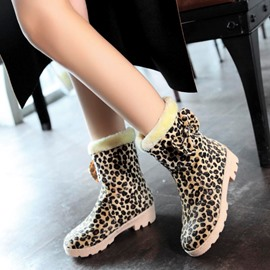 EricdressAmazing Bowtie Ankle Boots