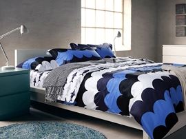 Ericdress Personality Wavy 4-Piece Bedding Sets
