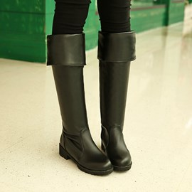 Ericdress Pretty Girl Knee High Boots