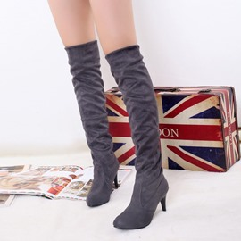 Ericdress Lovely Girl Knee High Boots