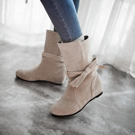 Ericdress Brilliant Bowknot Ankle Boots