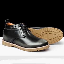 Ericdress British Men's Fashion Martin Boots