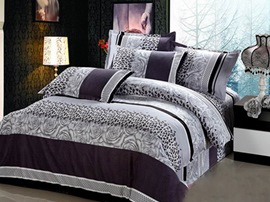 Ericdress Leopard Rose Fragrance Cotton Bedding Sets