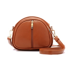 Ericdress Leisure Candy Color PU Shoulder Bag