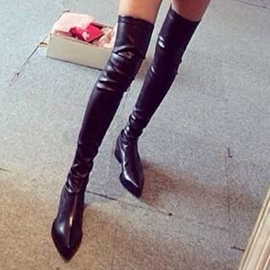 Ericdress Sexy Knee High Knight Boots