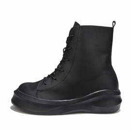 Ericdress British Lace up Men's Boots