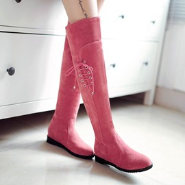 Ericdress Charming Girl Knee High Boots